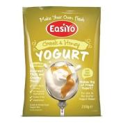 Easiyo Homemade Yoghurt Base - Greek & Honey 210g