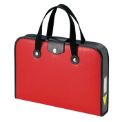 Calligraphy bag red 504