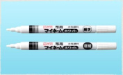 """Water-based pigment markers may name white. s in two."""""""