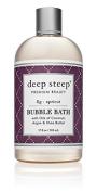 Deep Steep Bubble Bath, Fig Apricot, 500ml