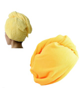 Fast Drying Soft Comfortable Relaxing Hair Towel