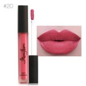 Hunputa Velvet Liquid Matte Lipstick,Long Lasting,Waterproof,Moisturising