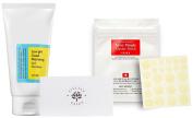 LP Bundle - Cosrx Acne Pimples Master Patch 24EA Plus Low Ph Good Morning Gel Cleanser (Unscented, Bundle)
