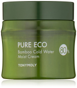 TONYMOLY Pure Eco Bamboo Cold Water Moist Cream, 200ml