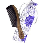 Anti-static Sandalwood Hair Comb