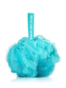 Bath and Body Works Blue Shower Sponge.