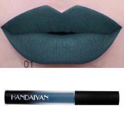 Lucoo New Fashion Sexy Waterproof Long Lasting Liquid Velvet Matte Lipstick Makeup Lip Gloss Lip