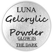 SHEBA NAILS Gelcrylic Acrylic Powder - 30ml - Luna Glistening White