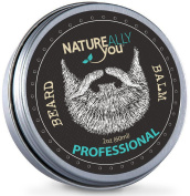 NATUREALLY YOU© - Beard Balm - The Professional Scent - (60ml) - Condition, Smooth, Soften, Tame, Remove Beard Itch