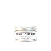 Prospector Co Brummell Shave Cream, 120ml
