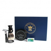 RoyalShave Edwin Jagger DE86 Double Edge Razor Set