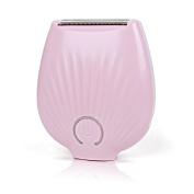 Lady Shaver Wet and Dry Bikini Trimmer Cordless Shaver With Travel Bag