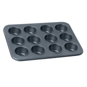 Wiltshire Easy Bake Mini Muffin Pan 12 Cup