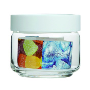Ocean Stac Jar 325ml White