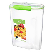 Sistema Fresh Container Large Cereal 4.2L Green