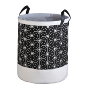 Hurst Laundry Hamper Black Lg