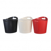 Lorca Laundry Basket Assorted 24 Litre