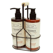 L'Essence Hand Wash & Lotion Gift Set Passion Flower 350ml