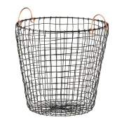 Rimini Storage Basket Round Large