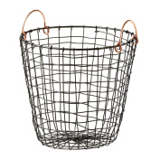 Rimini Storage Basket Round Small