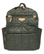 TWELVElittle Companion Nappy Bag Backpack, Olive