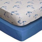 Crib Sheet Set by Upstreet