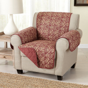 Katrina Collection Stain Resistant Printed Furniture Cover