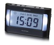Amplicomms Tcl 210 Digital Travel Alarm Clock Strong Vibrations