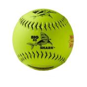 Decker Black Big Shark 30cm Super Grip Softballs 52/260.2lY 6
