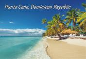 Punta Cana, Dominican Republic, Island, Beach, Souvenir Magnet 2 x 3 Photo Fridge Magnet