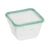 Snapware Total Solution Glass 6.5 Cup/1.5L Medium Tall Square