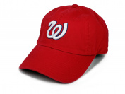 "American Needle MLB ""Ballpark Slouch"" Cotton Twill Adjustable Crew Hat Cap"