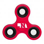 NCAA Diztracto Fidget Spinnerz - 3 Way, Arkansas Razorbacks, One Size