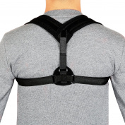 Oxyland Back Posture Corrector Clavicle Support Brace Adjustable Strap Improve Bad Posture,Shoulder Alignment,Upper Back Pain Relief for Men and Women