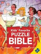 Kids' Favorite Puzzle Bible