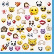 Emoji Party Napkins, 16ct