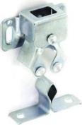 Securit Double Roller Catch Zinc Plated X 2