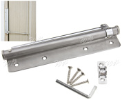 Adjustable Surface Mounted Auto Spring Closing Steel Door Closer Fire Rated