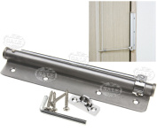 Steel 20-40kg Changeable Surface Mounted Auto Closing Door Closer Fire Rated