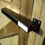 Black Hydraulic Gate Closer Max.gate Weight 50kg