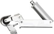 Dannert Door Closer Justor Size Fr 2 Door Wide 1100 Mm, Stainless Steel, Pack Of