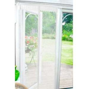 Fly Screen Net Curtain Bug Mosquito Mesh Door Magnetic Fastening Guard