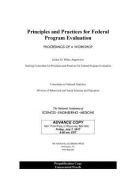 Principles and Practices for Federal Program Evaluation