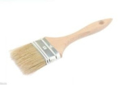 76mm Profesional Paint Brush Natural Paint Bristle With Wooden Beech Handle