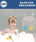 Bath Toy Organiser Storgae Bag For Baby Toddler