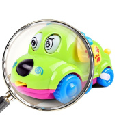 Mmrm Cute Car Wind-up Toys for Kids Party Favours, Best Birthday Gift, Random Colour