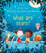 What are Stars? (Very First Lift-the-Flap Questions & Answers) [Board book]