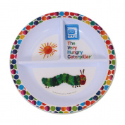 The Very Hungry Caterpillar Section Plate