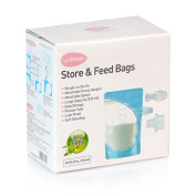 Unimom Store and Feed 20 Bags plus Adapter/Spoon