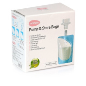 Unimom Pump And Store 20 Bags + Adapter